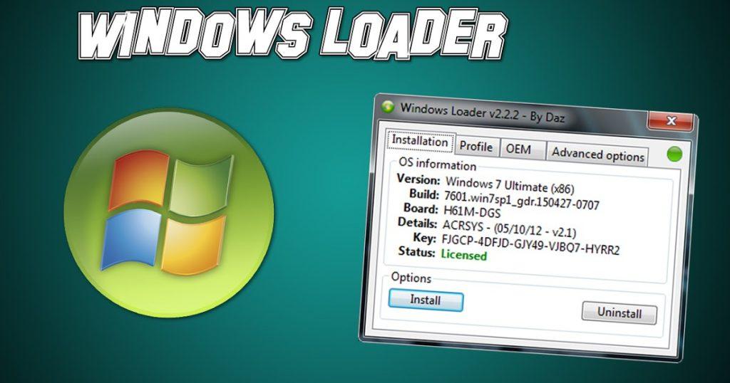 windows loader by daz 2.2 2 скачать с торрента
