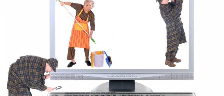 как ухаживать за компьютером