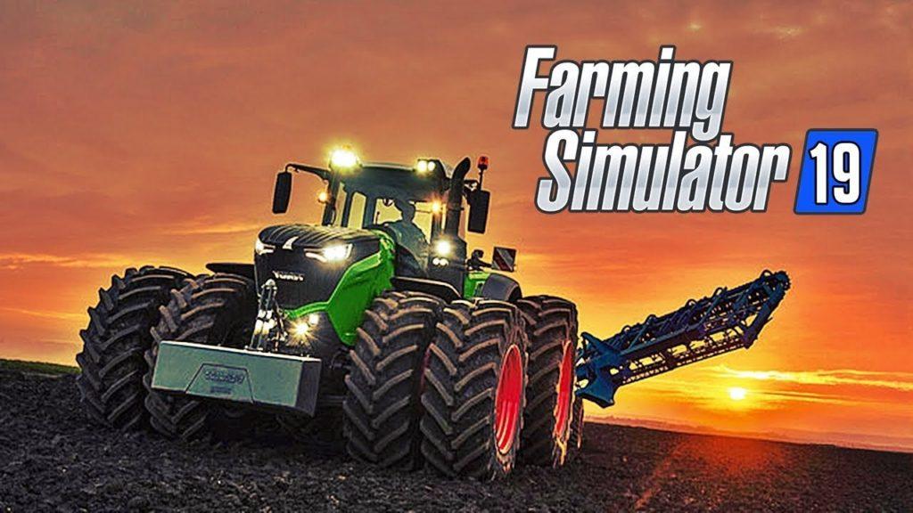 Ключи Farming Simulator 19