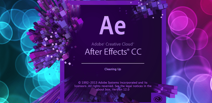 adode after effects