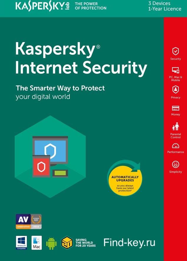 Kaspersky ключи