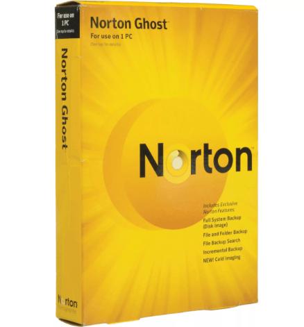 Скачать бесплатно Norton Ghost для Windows