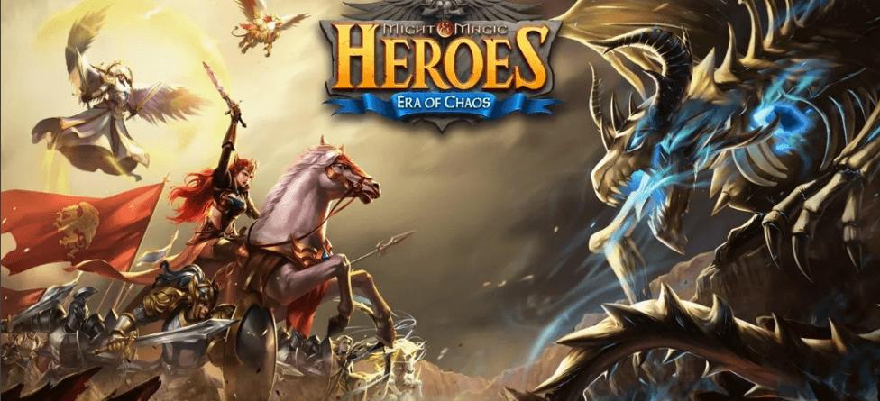 Меч и Магия. Герои: Эра хаоса для Android