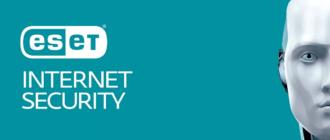 ESET NOD32 Internet Security 2020 скачать бесплатно для Windows