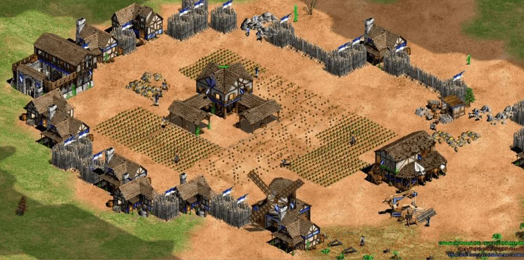 Age of Empires (Эпоха Империй) 2 коды (читы)