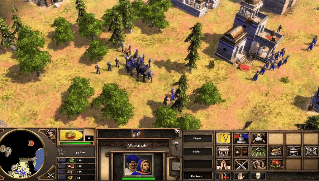 Age of Empires (Эпоха Империй) 3 коды (читы)
