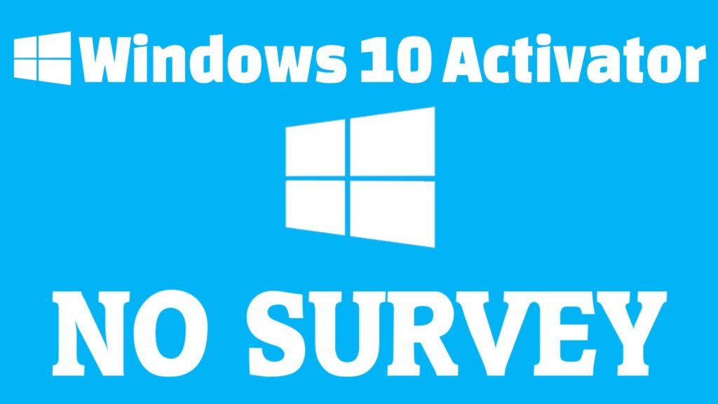 активатор Windows 10